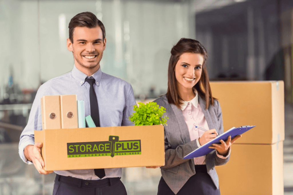 Storage Plus Business and Commercial Storage